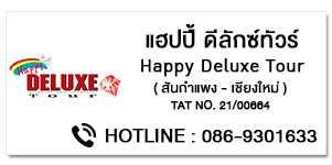 HAPPY DELUXE TOUR