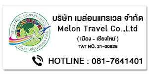 MELON TRAVEL