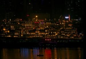 ฉงชิ่ง-ล่องเรือแม่น้ำแยงซีเกียง-อู่หลง