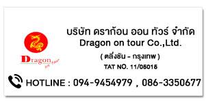 DRAGON ON TOUR