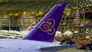 เครื่องบินBoeing 787-9 dreamliner สมาชิกอันดับ 2 ในตระกูล 787