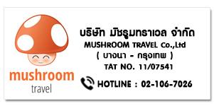 MUSHROOM TRAVEL