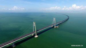 สะพานข้ามทะเลที่ยาวที่สุดในโลก